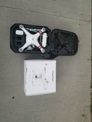 MINT CONDITION Phantom 3 Standard Image