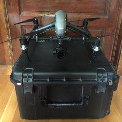 DJI Inspire 2 Cinema Combo Drone Image