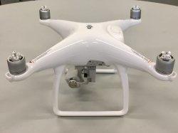 DJI Phantom 4 Drone 4k 12 Megapixel HD Camera w/ Case & Extra Battery Image