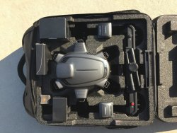 Yuneec - Typhoon H Plus with Real sense technology. 3 batteries. Image