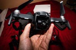 DJI Mavic Air - Fly More Combo Kit Image
