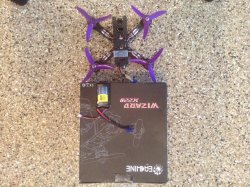 Two drones with batteries for sale real cheap Image #2