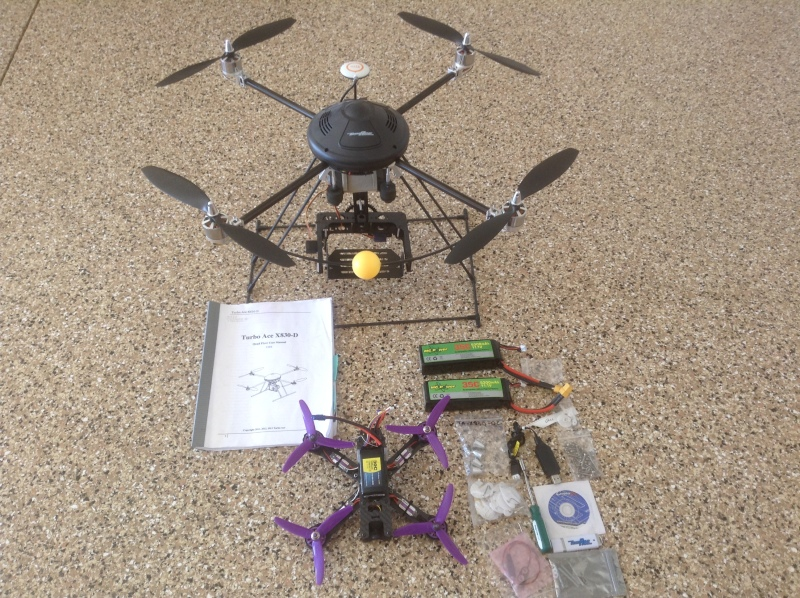 Two drones with batteries for sale real cheap Image #1